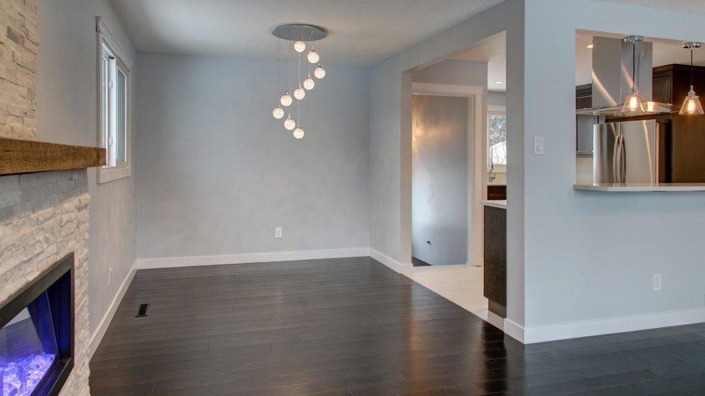 Main Floor Renovation